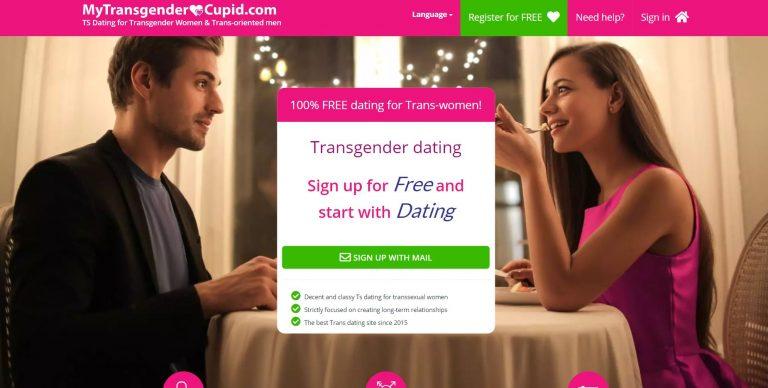 My Transgender Cupid homepage