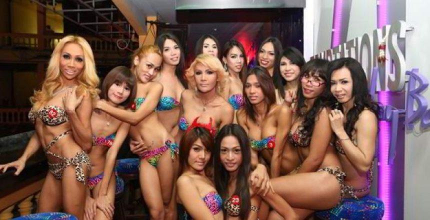 Grupo de Mariquitas